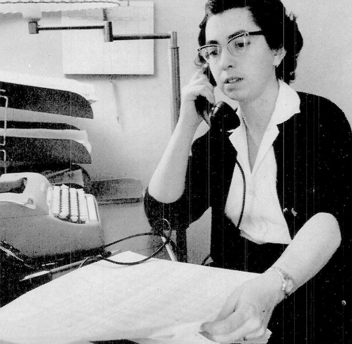 Elsie Shutt: founder of one of the first software businesses in the U.S. in 1958..